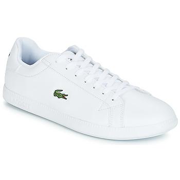 Obuća Muškarci  Niske tenisice Lacoste GRADUATE BL 1 Bijela
