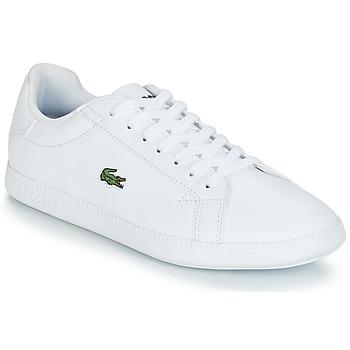 Obuća Žene  Niske tenisice Lacoste GRADUATE BL 1 Bijela