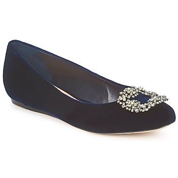 Obuća Žene  Balerinke i Mary Jane cipele Sebastian ELIAJU Modrá