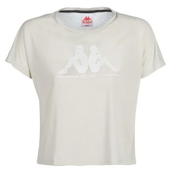 Odjeća Žene  Majice kratkih rukava Kappa YERRI Bež / Siva