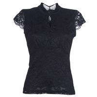 Odjeća Žene  Topovi i bluze Morgan DNEMA Crna