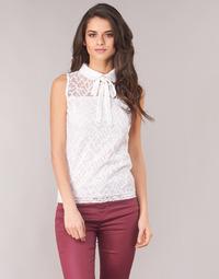 Odjeća Žene  Topovi i bluze Morgan DINCO Bijela