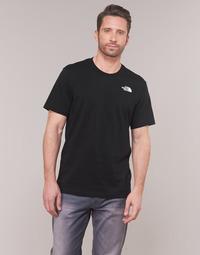 Odjeća Muškarci  Majice kratkih rukava The North Face MEN'S S/S REDBOX TEE Crna