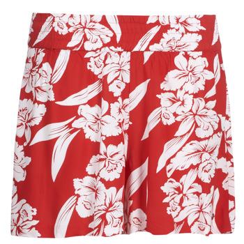 Odjeća Žene  Bermude i kratke hlače Volcom ALOHA HA SHORT Red
