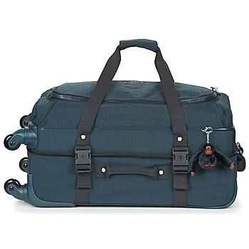 Torbe Tekstilni kovčezi Kipling CYRAH M Blue