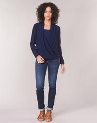 Odjeća Žene  Traperice ravnog kroja Le Temps des Cerises PULP REGULAR Blue
