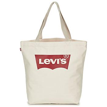 Torbe Žene  Shopper torbe Levi's Batwing Tote W Krem boja