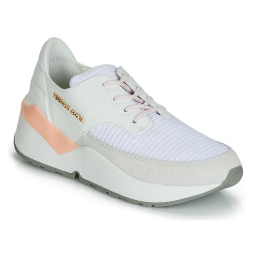 Obuća Žene  Niske tenisice Versace Jeans Couture EOVTBSL6 Bijela