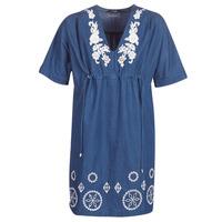 Odjeća Žene  Kratke haljine Desigual ELECTRA Blue