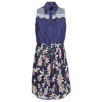 Odjeća Žene  Kratke haljine Desigual ALOHA Blue