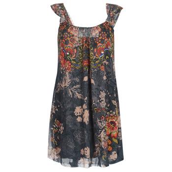 Odjeća Žene  Kratke haljine Desigual NIELS Multicolour