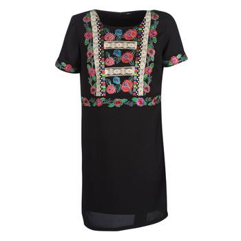 Odjeća Žene  Kratke haljine Desigual TRALEE Crna