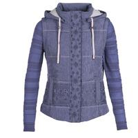 Odjeća Žene  Pernate jakne Desigual GABRIELLE Blue