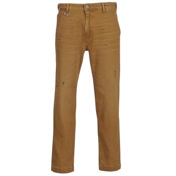 Odjeća Muškarci  Chino hlačei hlače mrkva kroja Diesel P MADOX DNM Camel