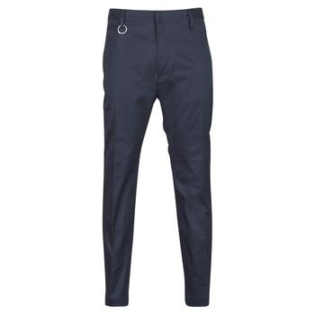 Odjeća Muškarci  Chino hlačei hlače mrkva kroja Diesel P-MAD-ICHIRO Blue