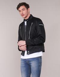 Odjeća Muškarci  Kratke jakne Diesel J CORELI Crna