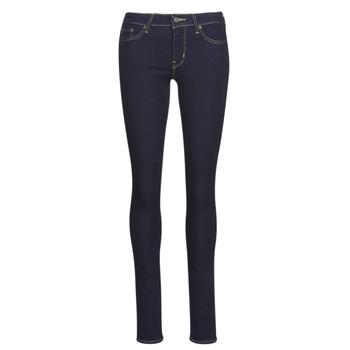 Odjeća Žene  Skinny traperice Levi's 711 SKINNY Blue
