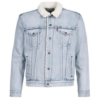 Odjeća Muškarci  Traper jakne Levi's TYPE 3 SHERPA TRUCKER Stonebridge / Sherpa / Trucker