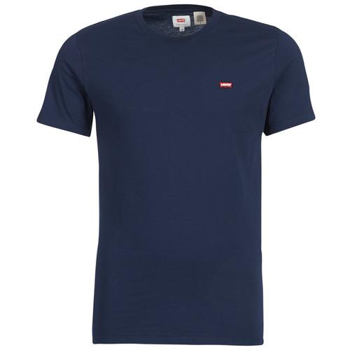 Odjeća Muškarci  Majice kratkih rukava Levi's SS ORIGINAL HM TEE Blue