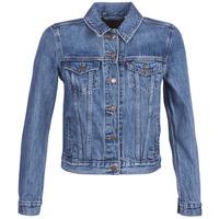 Odjeća Žene  Traper jakne Levi's ORIGINAL TRUCKER Blue