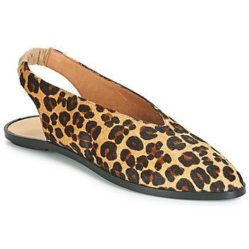 Obuća Žene  Balerinke i Mary Jane cipele Jonak APIO Smeđa