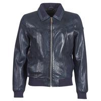 Odjeća Muškarci  Kožne i sintetičke jakne Redskins RUBBETS Blue