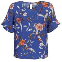 Odjeća Žene  Topovi i bluze Cream ALLY Blue