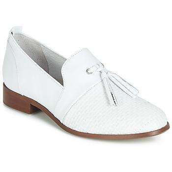 Obuća Žene  Derby cipele Regard REVA V1 TRES NAPPA BLANC Bijela