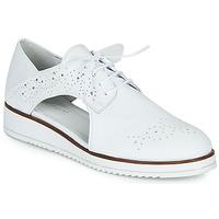 Obuća Žene  Derby cipele Regard RIXAMU V1 NAPPA BLANC Bijela