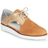 Obuća Žene  Derby cipele Regard RIXULO V3 VEL CAMEL Smeđa