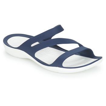 Obuća Žene  Sportske natikače Crocs SWIFTWATER SANDAL W Blue