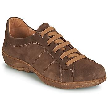 Obuća Muškarci  Derby cipele Casual Attitude JALIYAFE Smeđa