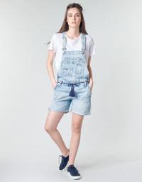 Odjeća Žene  Kombinezoni i tregerice Pepe jeans ABBY Blue
