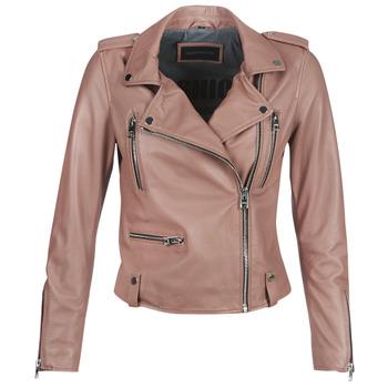 Odjeća Žene  Kožne i sintetičke jakne Oakwood NIGHT Old / Ružičasta