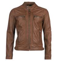 Odjeća Muškarci  Kožne i sintetičke jakne Oakwood CASEY Boja konjaka