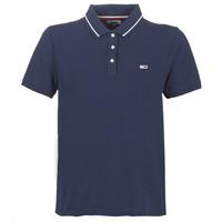 Odjeća Žene  Polo majice kratkih rukava Tommy Jeans TJW TOMMY CLASSICS POLO Blue