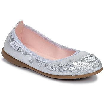 Obuća Djevojčica Balerinke i Mary Jane cipele Citrouille et Compagnie JARAMIL Srebrna