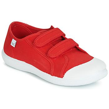 Obuća Djeca Niske tenisice Citrouille et Compagnie JODIPADE Red