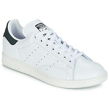 Obuća Niske tenisice adidas Originals STAN SMITH Bijela / Crna