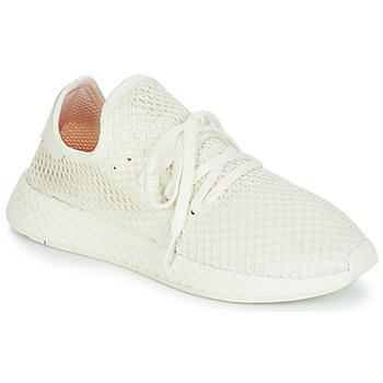 Obuća Niske tenisice adidas Originals DEERUPT RUNNER Bijela
