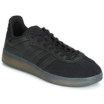 Obuća Muškarci  Niske tenisice adidas Originals SAMBA RM Crna