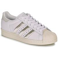 Obuća Žene  Niske tenisice adidas Originals SUPERSTAR 80s W Bijela / Bež