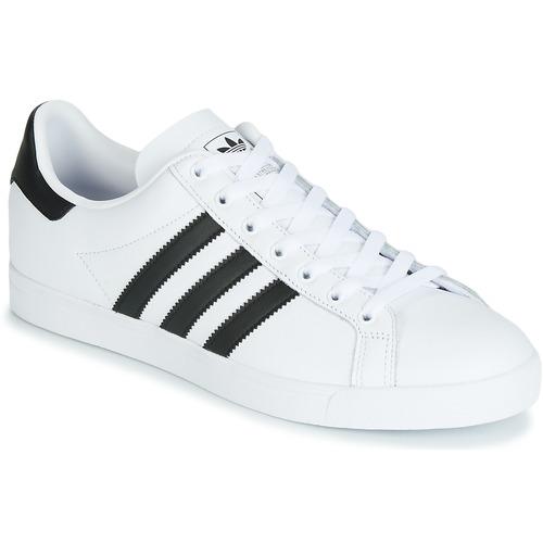 Obuća Niske tenisice adidas Originals COAST STAR Bijela / Crna