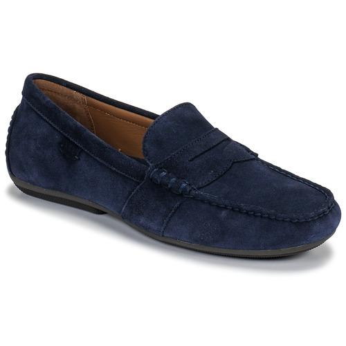 Obuća Muškarci  Mokasinke Polo Ralph Lauren REYNOLD Blue