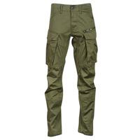 Odjeća Muškarci  Cargo hlače G-Star Raw ROVIC ZIP 3D STRAIGHT TAPERED Kaki