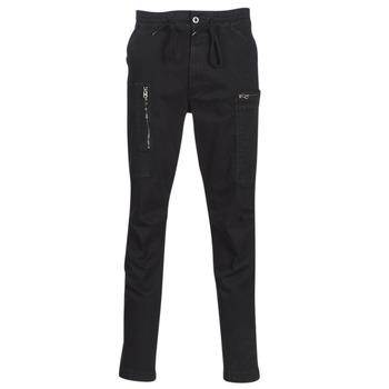 Odjeća Muškarci  Hlače s pet džepova G-Star Raw POWEL SLIM TRAINER Blue