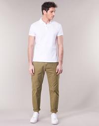 Odjeća Muškarci  Chino hlačei hlače mrkva kroja G-Star Raw BRONSON STRAIGHT TAPERED CHINO Bež