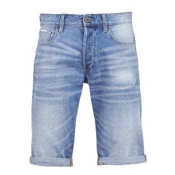 Odjeća Muškarci  Bermude i kratke hlače G-Star Raw 3302 12 Blue / Světlá / Aged