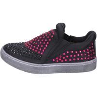 Obuća Djevojčica Slip-on cipele Lulu Cipele Tenisice BT332 Crno