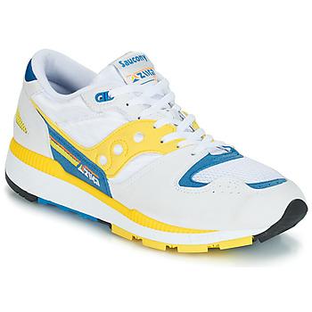 Obuća Muškarci  Niske tenisice Saucony Azura Bijela / Žuta / Blue